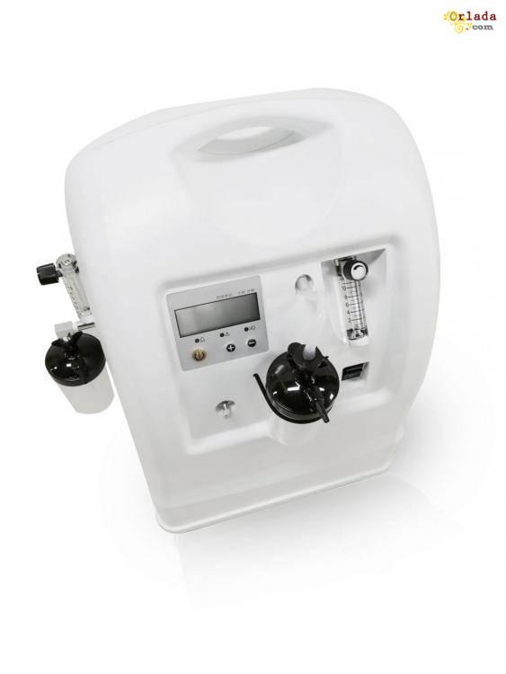 Кисневий концентратор  (Oxygen Concentrator) KSOC-5 на 10 л на одного або на дві людини (н - фото
