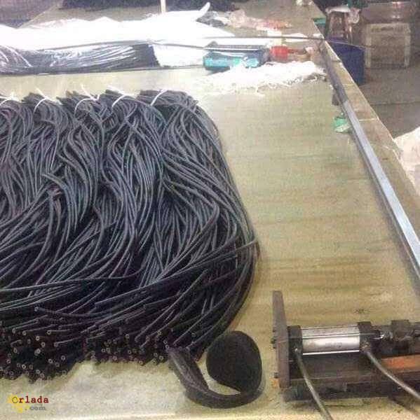 Шланг гидравлический для тормозной системы автомобиля - фото
