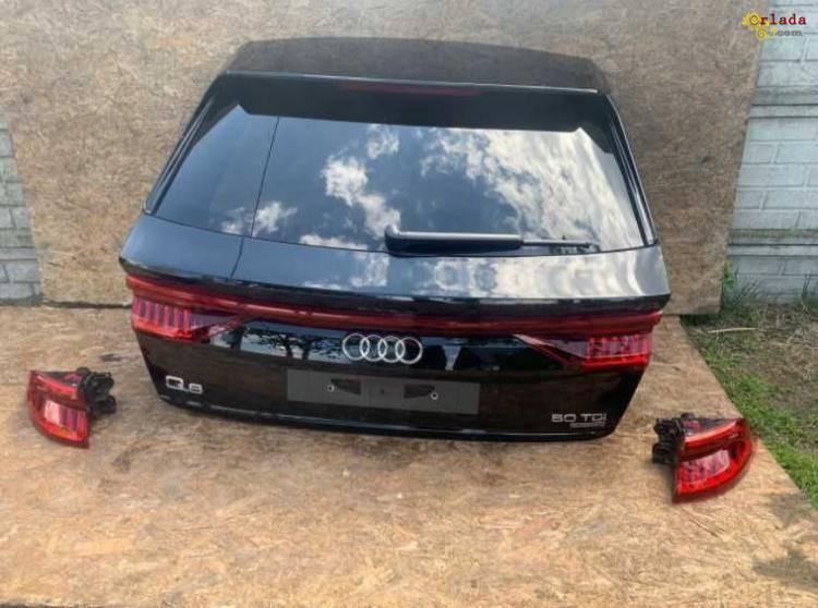 Разборка Audi Q5 8R FY, Q7 4M 4L, Q3 8U 83A, Q2, Q8 б/у запчасти - фото