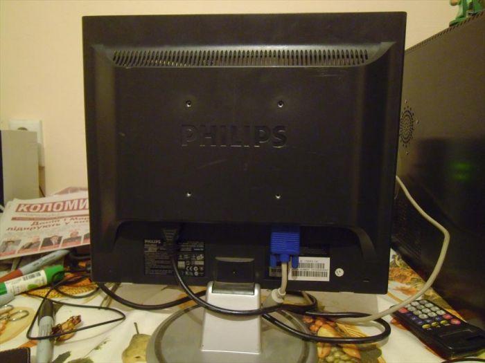 Монитор Philips 170S - фото