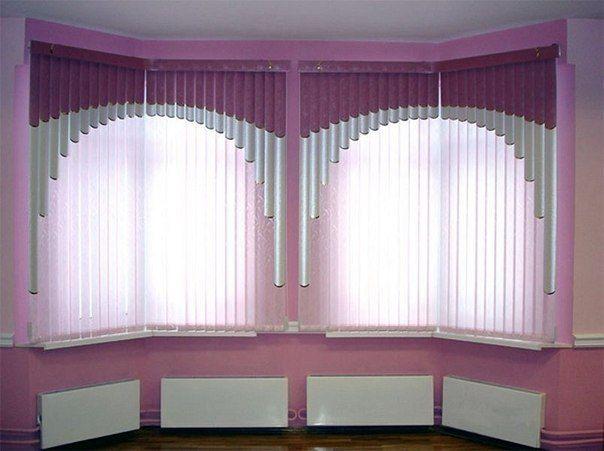 Мультифактурные жалюзи - это новинка в  дизайне интерьера - фото