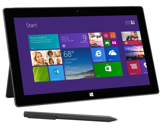 Microsoft Surface Pro 2 128Gb - фото