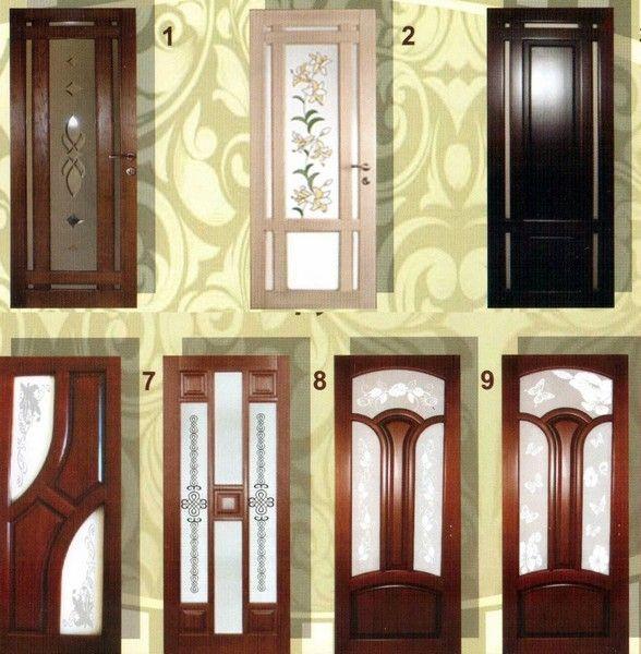деревяні двері від виробника купити деревяні двері ціна за