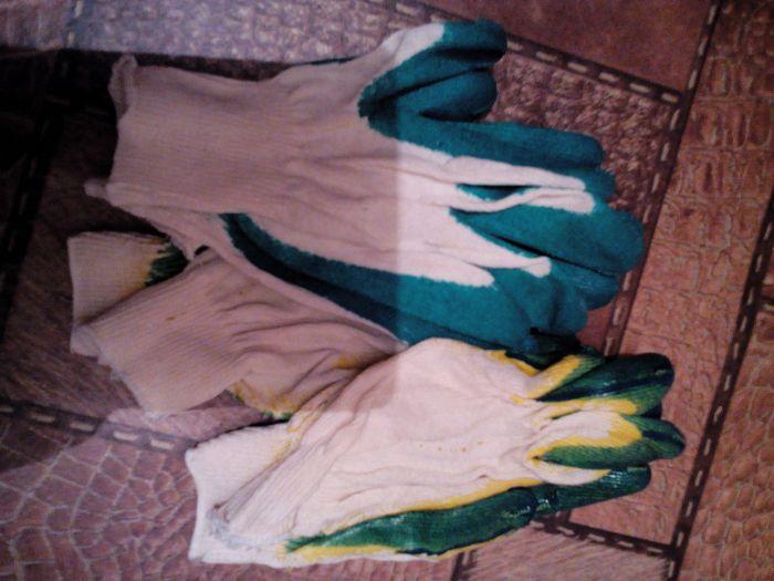 Пролом перчатки для ремонтных работ 30 пар - фото