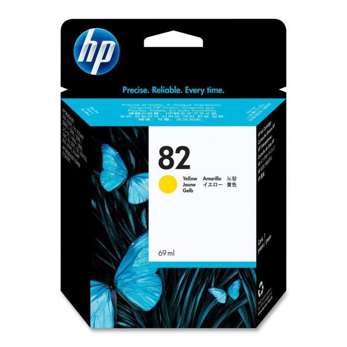Оригінальні картриджі HP 82 - фото