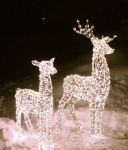 Продажа светодионых оленей - фото 1