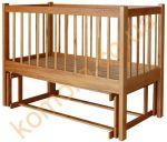 детские кроватки из дерева ручной работы - фото 2