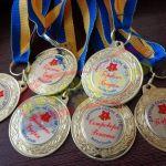 Именные медали для выпускников от 1шт - фото 1