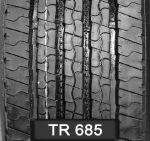 Нові шини Triangle TR685 (215/75R17. 5 135/133L) - фото 0