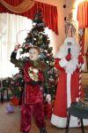 Дед Мороз и Снегурочка на детскиц утренник Херсон - фото 1