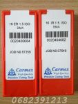 Трапециідальна різьблення Carmex 16 ER IR 1.5 ISO BMA - фото 1