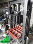 Прес для плитки та шлакоблоку гідравлічний - фото 2
