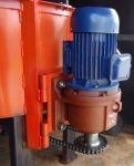 Бетонозмішувач для примусового бетону на 150л - фото 1