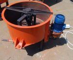 Бетонозмішувач для примусового бетону на 150л - фото 0