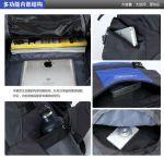 Рюкзак міський жіночий чоловічий унісекс універсальний - фото 0