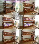 Двухъярусная кровать Карина, разборная, качественно - фото 1