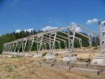 Будівництво корівників, свинокомплексів. Монтаж з/б конст - фото 1