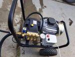 Промисловий апарат високого тиску 380v (Італія) - фото 0