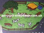 Килимок дитячий Farm. Дитячі килими в Інтернет-магазині. - фото 1