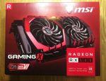 MSI Radeon rx 580 игровой x 4gb gddr5 Видеокарта в оптовых п - фото 2
