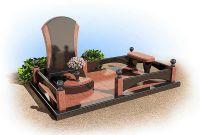 Ритуальные памятники, гранитные изделия - фото 2