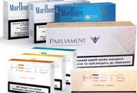 """Продам оптом стики"""" IQOS-HEETS, Parliament blue - фото 0"""
