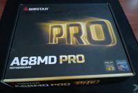 Материнская плата Biostar A68MD PRO - фото 0