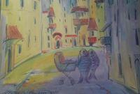 Продам коллекцию картин известного одесского художника Шкуропат. А.И - фото 0