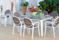 Итальянская уличная мебель: садовые столы, стулья, диваны, кресла - фото 1