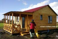 Дачные домики Доступные цены - фото 5