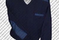 Свитер форменный на высокое горло под заказ - фото 1