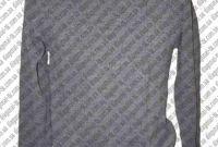Свитер форменный синий - фото 2