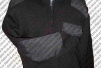 Свитер форменный серый - фото 0