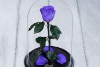 Роза в колбе - фото 2
