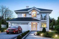 Готовые проекты домов и коттеджей от 150 грн/м2. Индивидуальное проектирование - фото 0