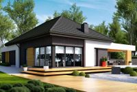 Готовые проекты домов и коттеджей от 150 грн/м2. Индивидуальное проектирование - фото 1
