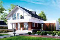 Готовые проекты домов и коттеджей от 150 грн/м2. Индивидуальное проектирование - фото 3