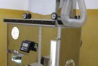 Машина с весовым дозатором для задувки пуховиков Днепр - фото 1