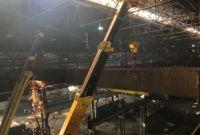 Демонтаж мостових кранів і складних конструкцій - фото 1
