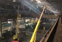 Демонтаж мостових кранів і складних конструкцій - фото 2