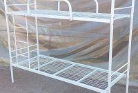 Металлические кровати двухъярусные, кровать недорого - фото 0