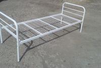 Металлические кровати двухъярусные, кровать недорого - фото 1