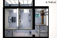 Квартира в новобудові ЖК 777 11500 гр/м2 Житомир - фото 2