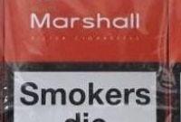 Сигареты Marchall красный,синий,чёрный, оптом-230$! - фото 2