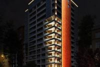 Архітектурне освітлення, підсвічування фасадів в Києві - фото 0