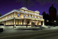 Архітектурне освітлення, підсвічування фасадів в Києві - фото 1