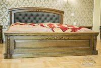 Спальни, кровати из натурального дерева - фото 3