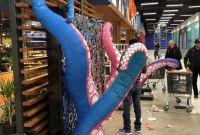 Надувной рекламный осьминог Inflatable octopus, Advertising Inflatable octopus - фото 3