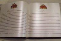 Книги отзывов и предложений (гостевая книга) - фото 1