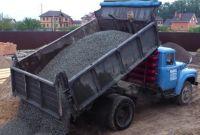 Доставка сыпучих материалов (песок, щебень, шлак, чернозём). Разнорабочие. Землекопы - фото 0